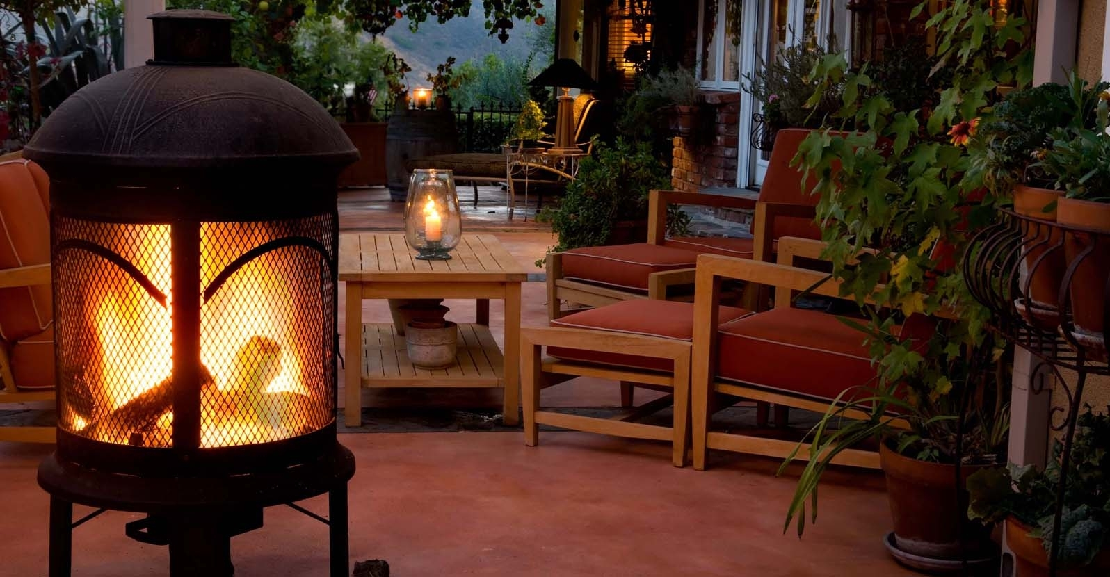 3 Ways to Create a Cozy Fire Pit Area