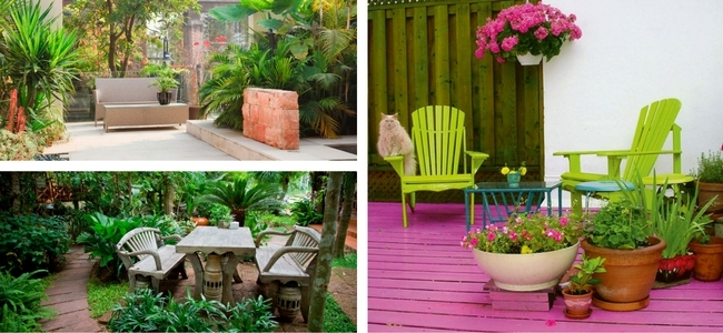 Decorate Your Outdoor Room