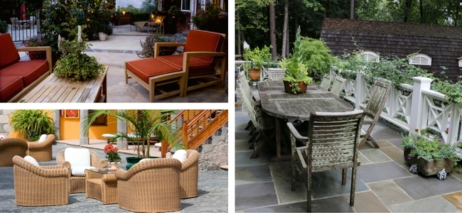 Outdoor Room Seating