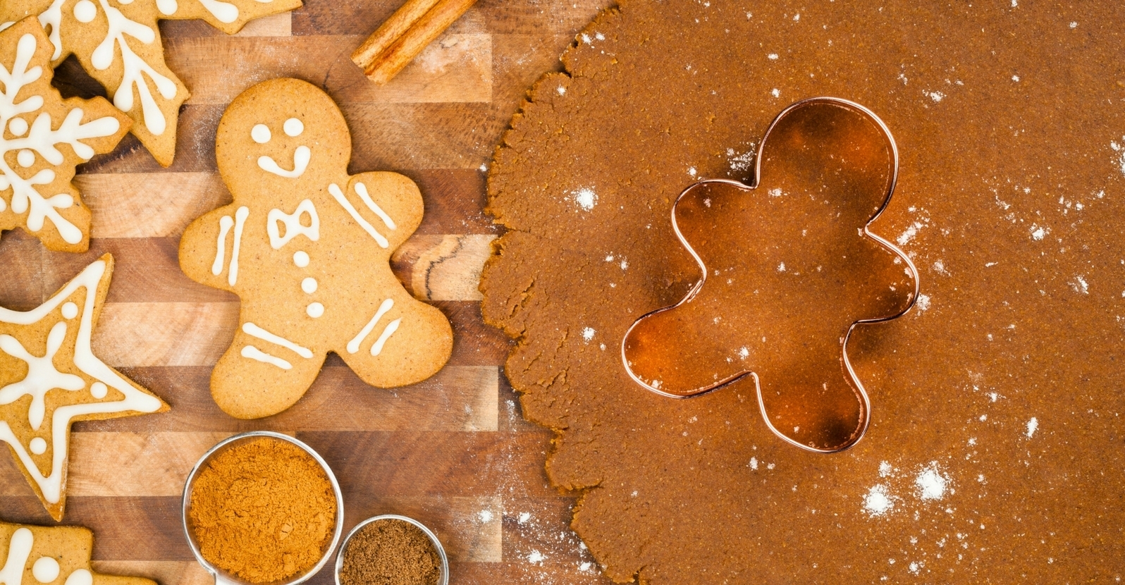 Gingerbread Cookies Made Simple