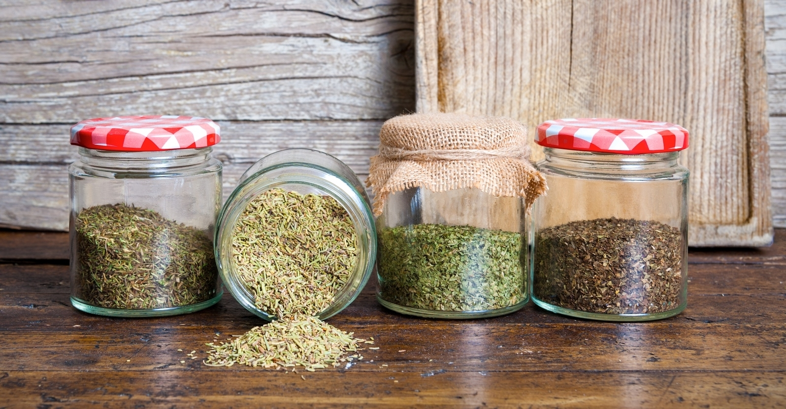 Make Your Own Herb Blends