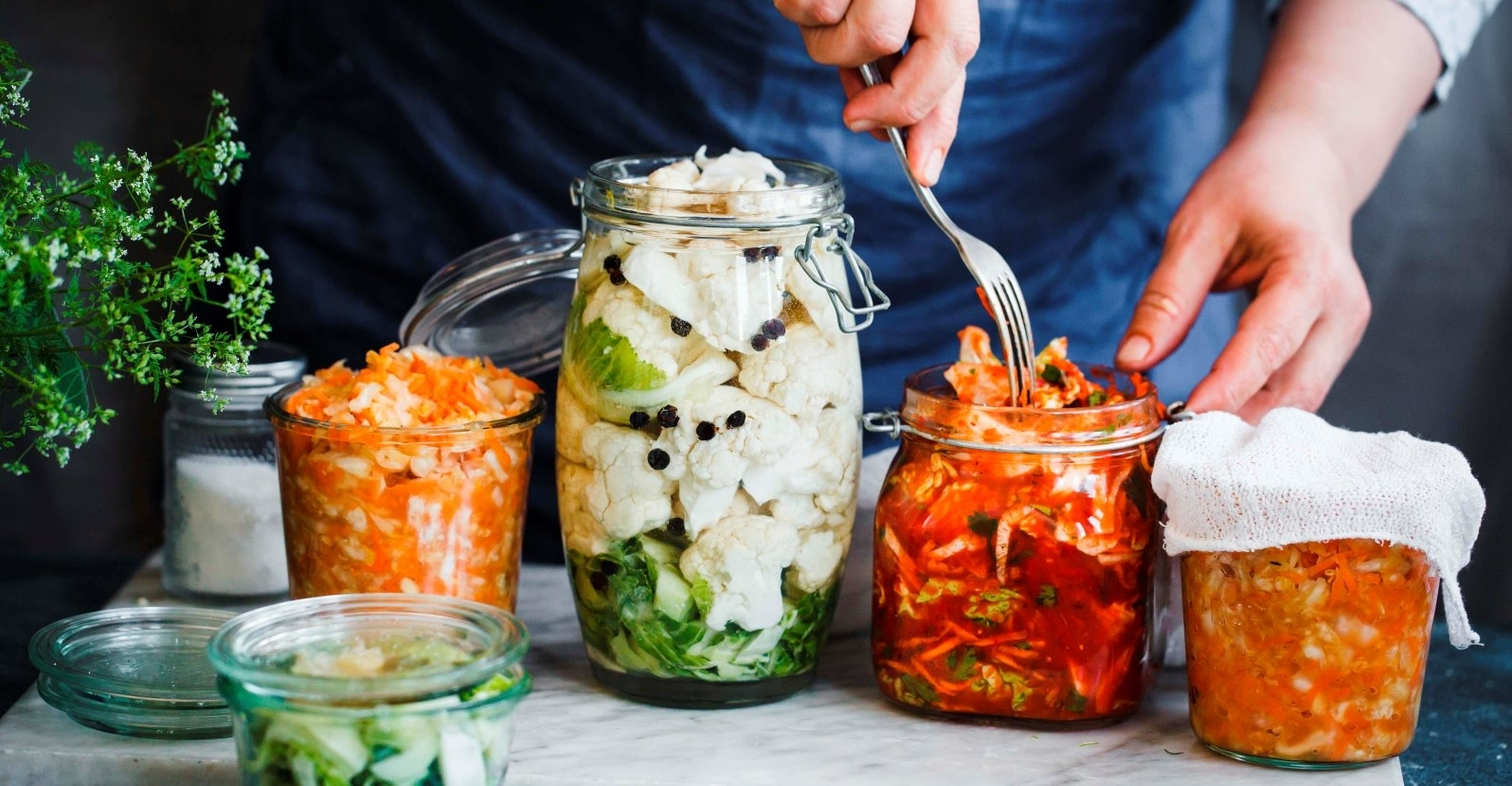 Fermenting Vegetables for Beginners