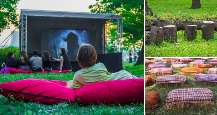 Turn Your Backyard Into An Outdoor Movie Theater My Garden Life