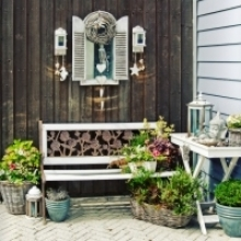 10 Easy Outdoor Décor Ideas