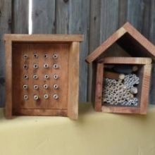 Build a House for Native Bees