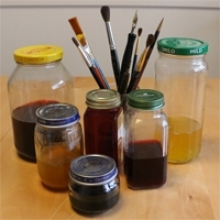 Make Natural Ink from Plants
