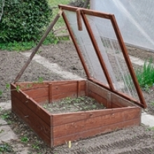 Extend the Growing Season with a Cold Frame
